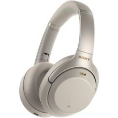 Sony WH1000XM3SCE7 Noise Cancelling Headphones - Silver