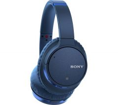 Sony WHCH700NLCE7 Noise Cancelling Headphones - Blue