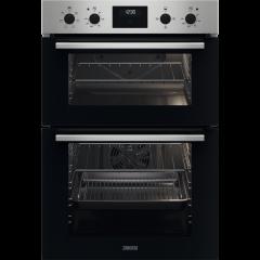 Zanussi ZOA35660XK Built In Double Oven