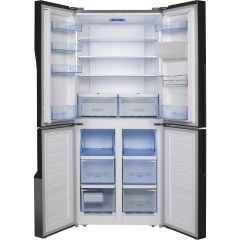 Hisense RQ560N4WC1 Side by Side No Frost Fridge Freezer