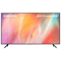 "Samsung UE75AU7100KXXU 75"" UHD 4K HDR LED Smart TV"