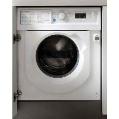 Indesit BIWMIL71252UKN Built In 1200 Spin 7kg Washing Machine