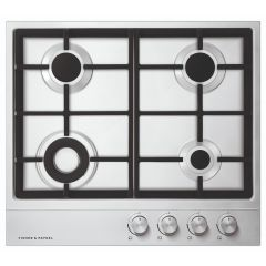 Fisher & Paykel CG603DNGGB4 Series 9 60cm Gas Hob