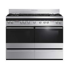 Fisher & Paykel OR120DDWGX2 Series 7 120cm Dual Fuel Range Cooker