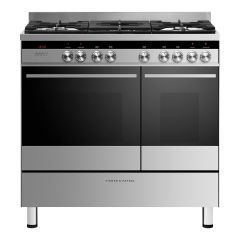 Fisher & Paykel OR90L7DBGFX1 Series 7 90cm Dual Fuel Range Cooker