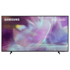 "Samsung QE50Q60AAUXXU 50"" UHD 4K Quantum HDR QLED Smart TV"