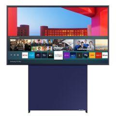 "Samsung QE43LS05TCUXXU 43"" Sero QLED 4K HDR Smart TV with Rotating Screen"
