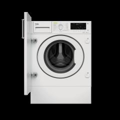 Beko WDIK752421F Built In 1200 Spin 7kg Wash 5kg Dry Washer Dryer