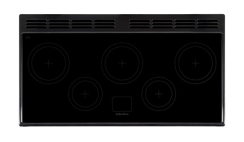 Rangemaster Professional Deluxe 110cm Electric Induction Hob