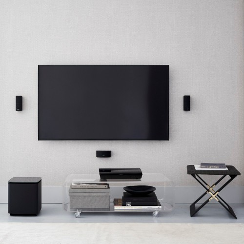 Brace yourself and listen to the Bose Lifestyle 600 in our showroom