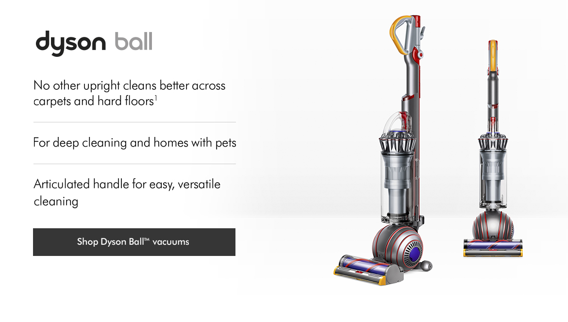 Dyson Ball Upright Vacuum Cleaners