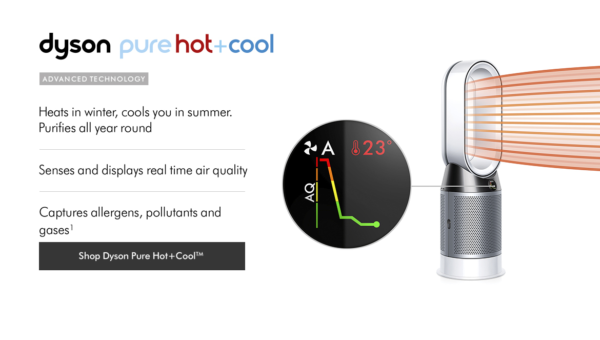 Dyson Pure Hot and Cool Air Purifier