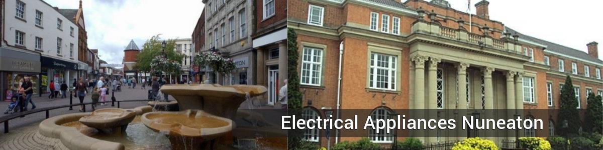 Buy Electrical Appliances Nuneaton