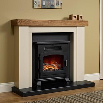 Elgin & Hall Bracken Complete Fireplace