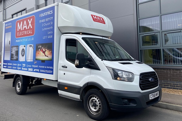 Max Electrical Delivery Van