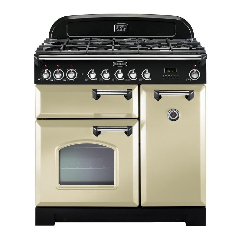 Rangemaster Classic Deluxe 90cm Range Cooker