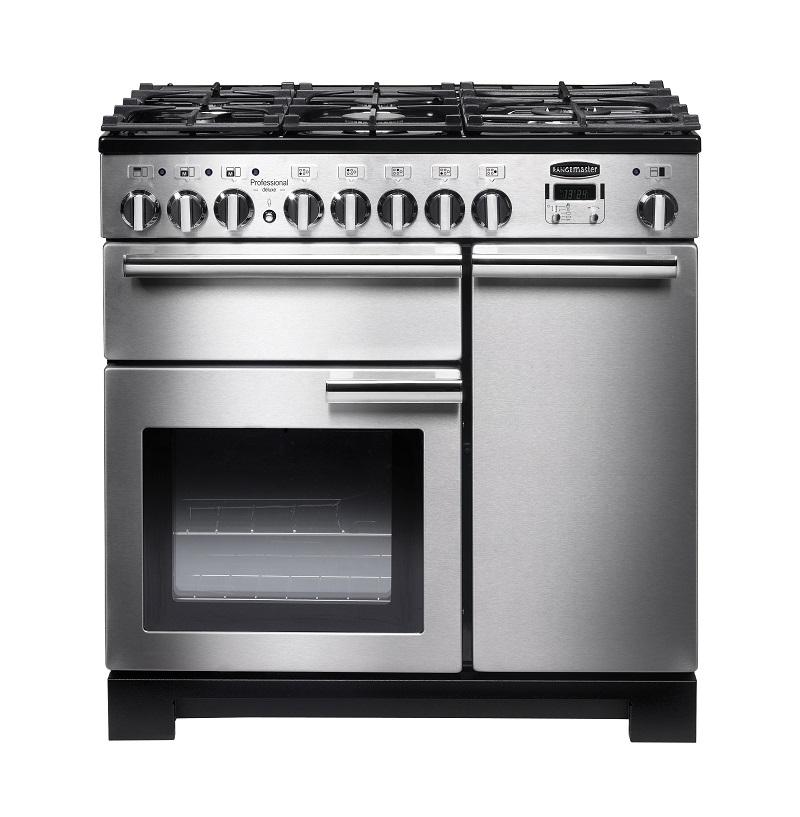 Rangemaster Professional Deluxe 90cm Range Cooker