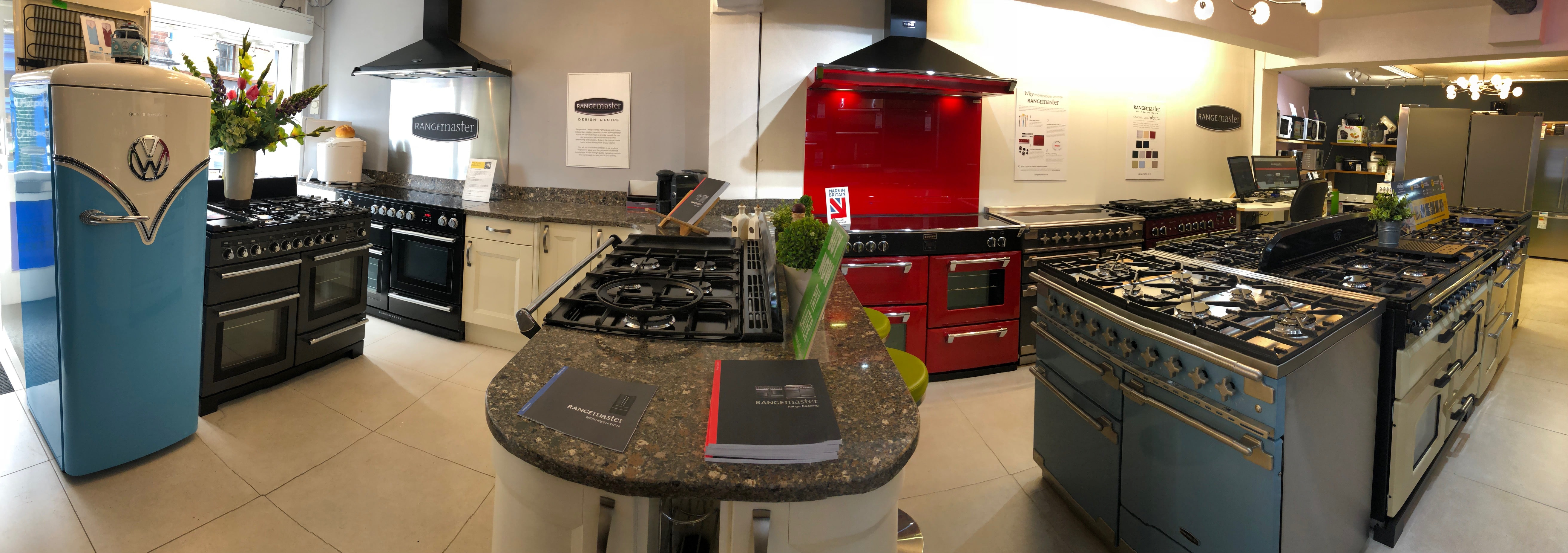 Rangemaster Premium Partner Showroom