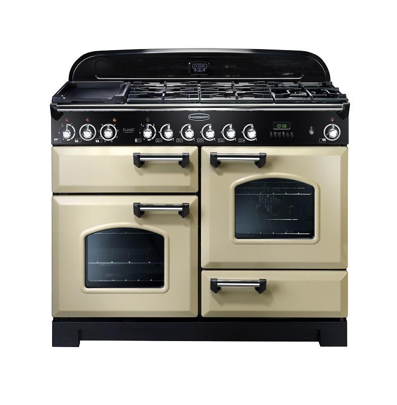 Rangemaster Classic Deluxe Range Cooker Leicester