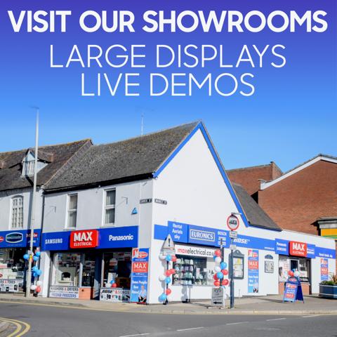 Visit our Lutterworth Showroom